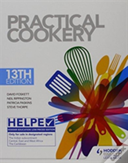 Wook.pt - Practical Cookery, 13th Edition For Level 2 Nvqs And Apprenticeships