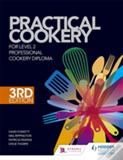 Wook.pt - Practical Cookery For The Level 2 Professional Cookery Diploma