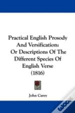 Practical English Prosody And Versification