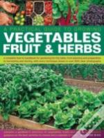 Practical Guide To Growing Vegetables, Fruit And Herbs