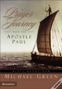 Wook.pt - Prayer Journey With The Apostle Paul