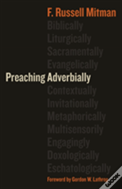 Wook.pt - Preaching Adverbially