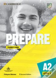 Prepare Level 3 Teacher's Book with Downloadable Resource Pack