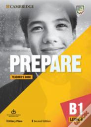 Prepare Level 4 Teacher's Book with Downloadable Resource Pack