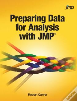Wook.pt - Preparing Data For Analysis With Jmp (Hardcover Edition)