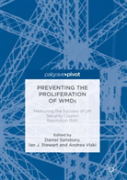 Preventing The Proliferation Of Wmds