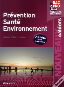 Wook.pt - Prevention Sante Environnement 2e Editon Avec Evaluations
