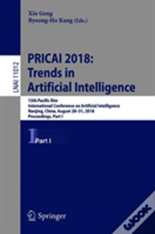 Pricai 2018: Trends In Artificial Intelligence