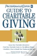 Pricewaterhousecoopers Guide To Charitable Giving