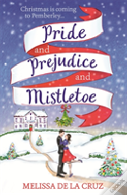 Wook.pt - Pride And Prejudice And Mistletoe
