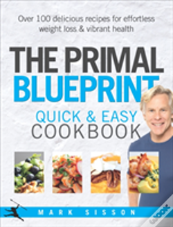 Wook.pt - Primal Blueprint Quick And Easy Cookbook