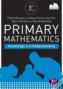 Wook.pt - Primary Mathematics: Knowledge And Understanding