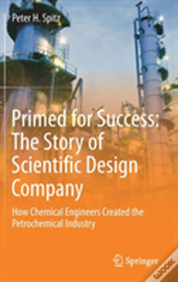 Wook.pt - Primed For Success: The Story Of Scientific Design Company