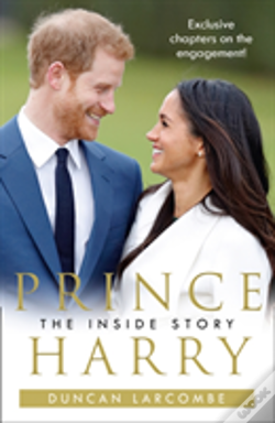 Wook.pt - Prince Harry: The Inside Story