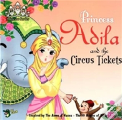 Wook.pt - Princess Adila And The Circus Tickets