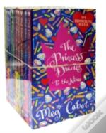 PRINCESS DIARIES 1-9 SIGNED EDITION SET