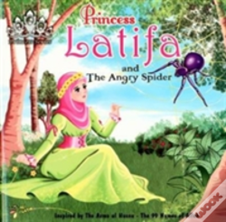 Wook.pt - Princess Latifa And The Angry Spider