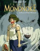 Princess Mononoke - The Art Of