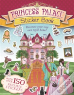 Princess Palace Sticker Book