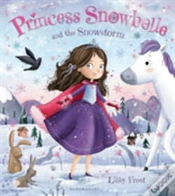 Wook.pt - Princess Snowbelle And The Snowstorm