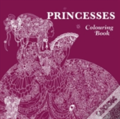 Princesses Colouring Book