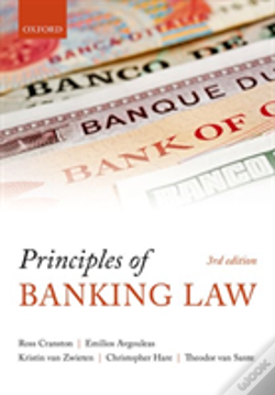 Wook.pt - Principles Of Banking Law
