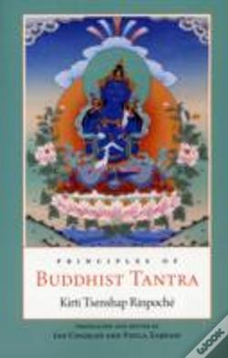 Wook.pt - Principles Of Buddhist Tantra