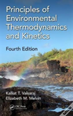 Wook.pt - Principles Of Environmental Thermodynamics And Kinetics, Fourth Edition