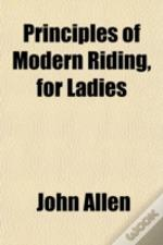 Principles Of Modern Riding, For Ladies
