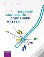 Principles Of Neutron Scattering From Co