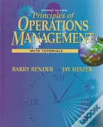 Principles Of Operations Management With Tutorials