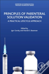 Principles Of Parenteral Solution Validation
