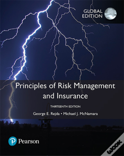 Wook.pt - Principles Of Risk Management And Insurance, Global Edition