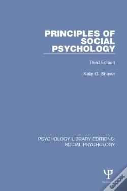 Wook.pt - Principles Of Social Psychology