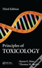 Principles Of Toxicology Third Edition