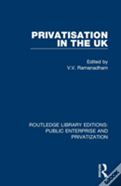 Wook.pt - Privatisation In The Uk