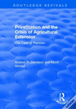 Wook.pt - Privatization And The Crisis Of Agr