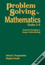 Problem Solving In Mathematics, Grades 3-6