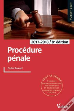 Wook.pt - Procedure Penal 8e Edt
