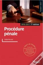 Procedure Penale 7e Edt
