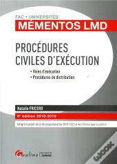 Procedures Civiles D'Execution - 8eme Edition - Voies D'Execution - Procedures De Distribution