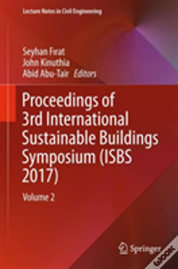 Wook.pt - Proceedings Of 3rd International Sustainable Buildings Symposium (Isbs 2017)