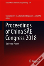 Proceedings Of China Sae Congress 2018