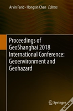 Wook.pt - Proceedings Of Geoshanghai 2018 International Conference: Geoenvironment And Geohazard