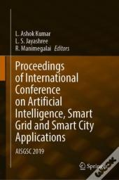 Proceedings Of International Conference On Artificial Intelligence, Smart Grid And Smart City Applications