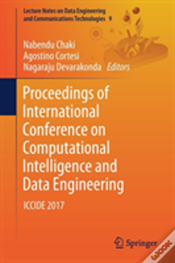 Wook.pt - Proceedings Of International Conference On Computational Intelligence And Data Engineering