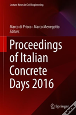 Wook.pt - Proceedings Of Italian Concrete Days 2016