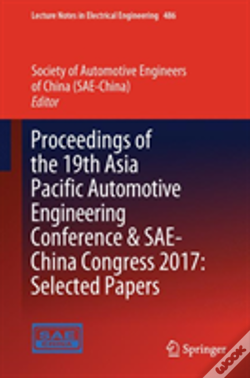 Wook.pt - Proceedings Of The 19th Asia Pacific Automotive Engineering Conference & Sae-China Congress 2017
