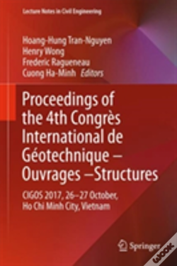 Wook.pt - Proceedings Of The 4th Congres International De Geotechnique - Ouvrages -Structures
