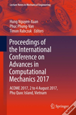 Wook.pt - Proceedings Of The International Conference On Advances In Computational Mechanics 2017